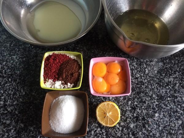红丝绒乳酪蛋糕的做法大全