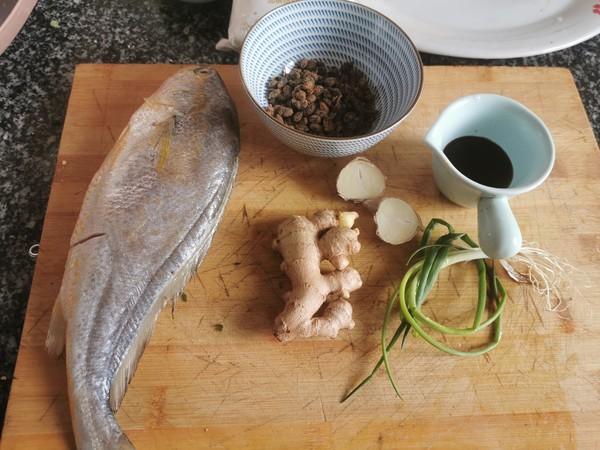 豆豉蒸黄花鱼的做法大全