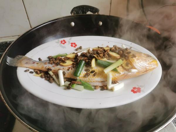 豆豉蒸黄花鱼怎么吃