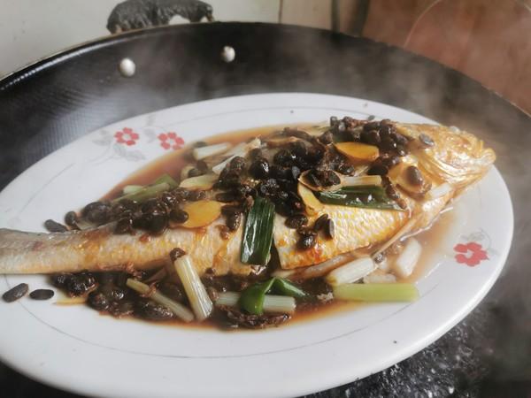豆豉蒸黄花鱼怎么煮