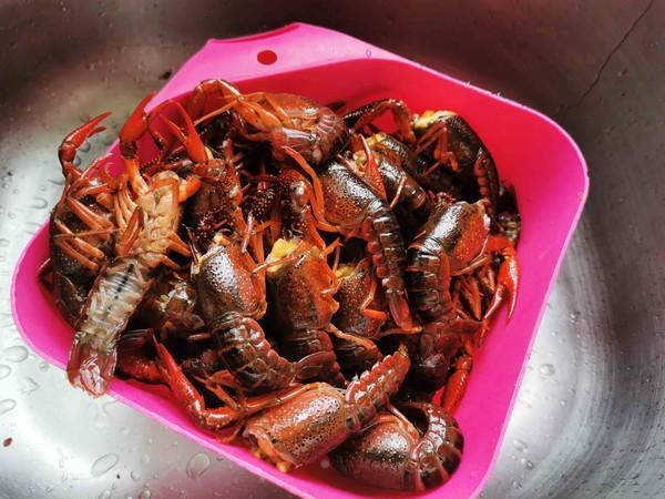 蒜蓉小龙虾的做法图解