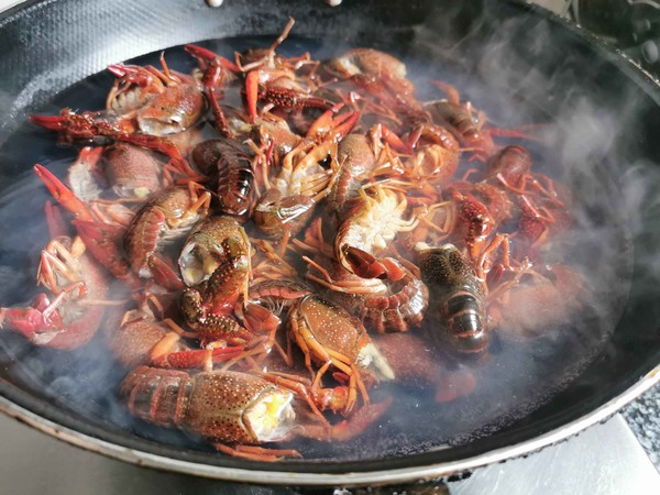 蒜蓉小龙虾的简单做法