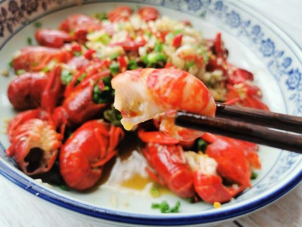 蒜蓉小龙虾怎样炒