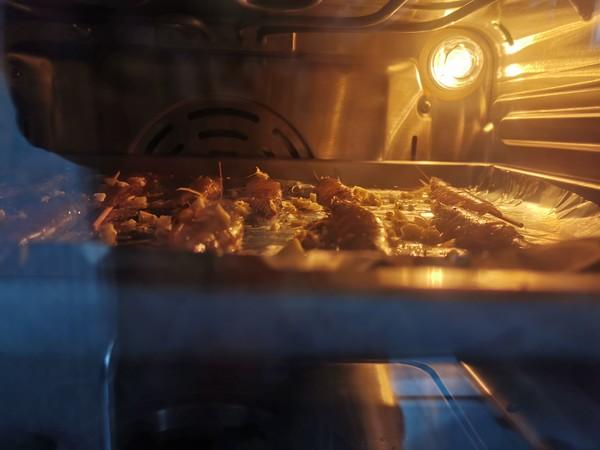 黑椒蒜蓉烤虾怎样炒