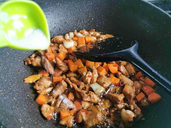 辣椒炒鸡块怎么煮