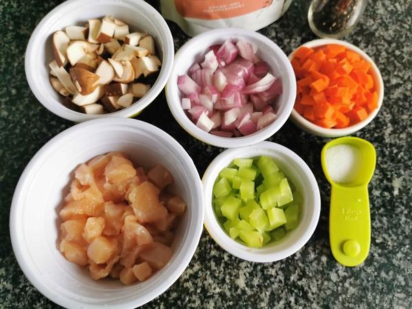 三色藜麦炒饭怎么吃