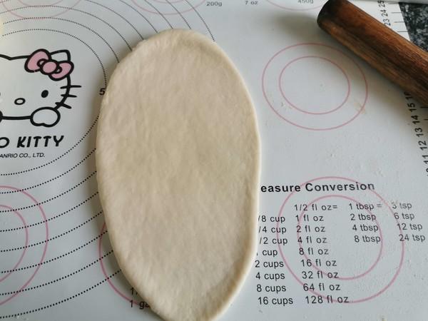 日式牛奶面包的制作