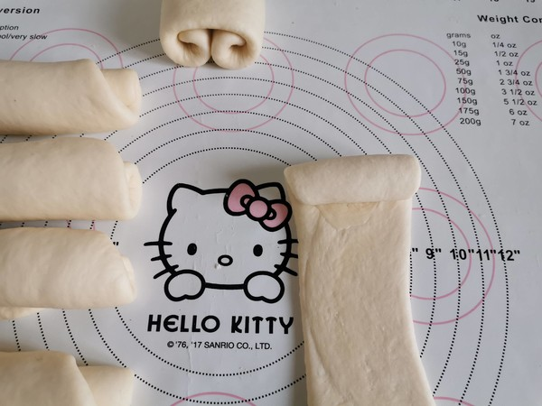 日式牛奶面包的制作大全