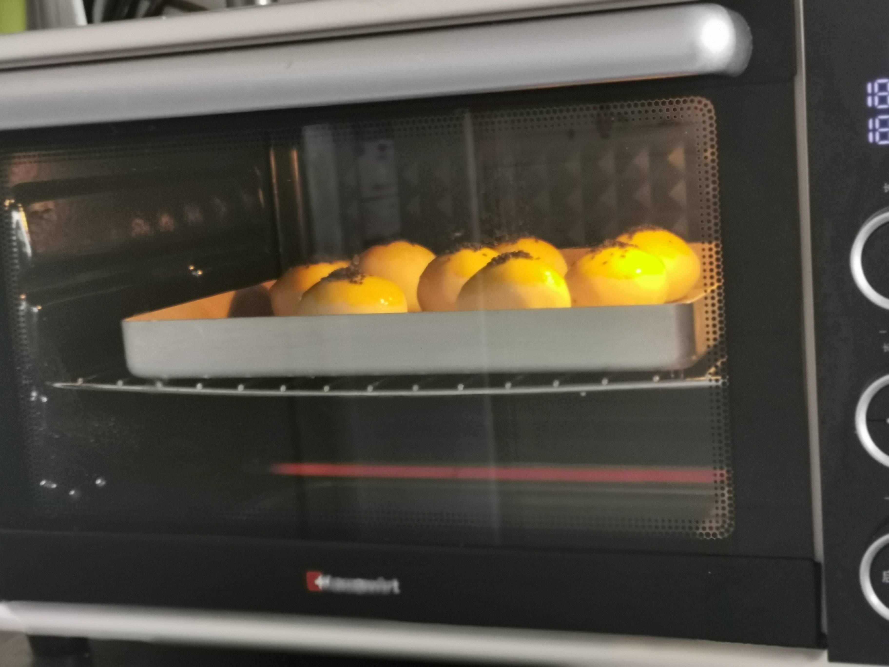 麻薯肉松蛋黄酥的做法大全