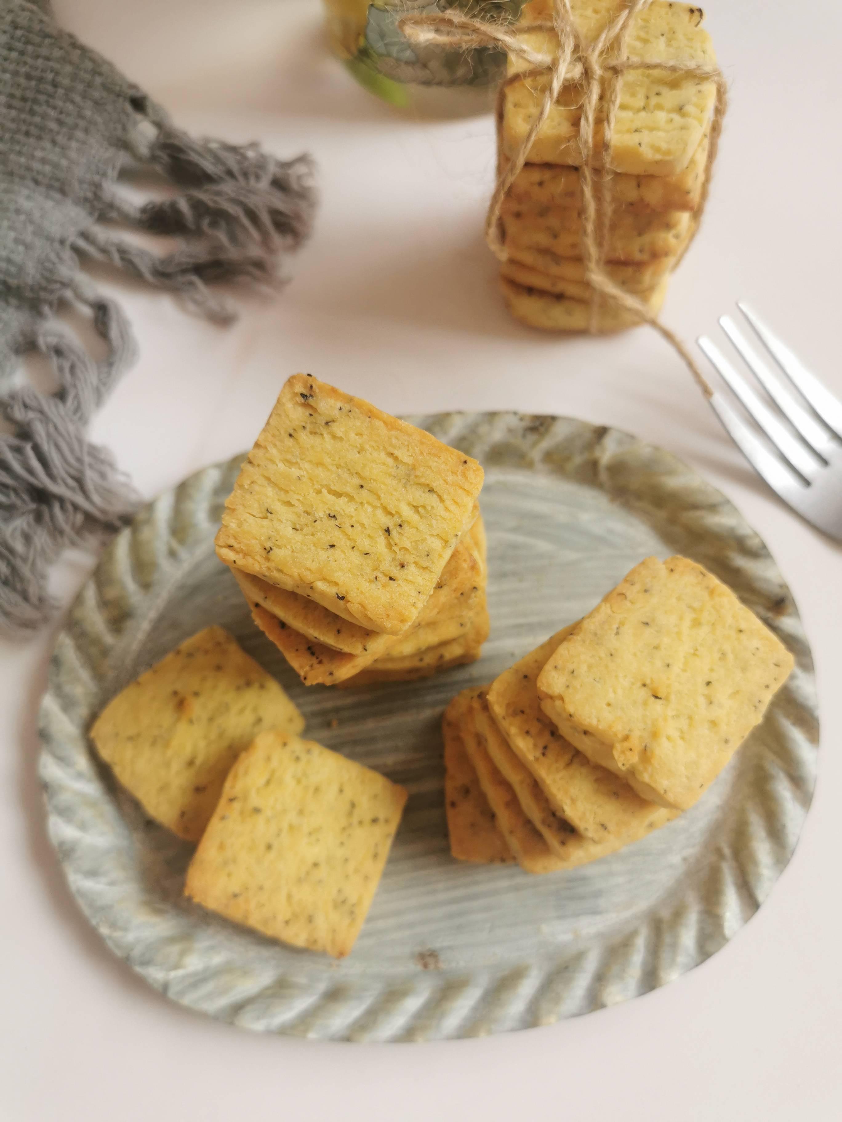 红茶黄油饼干怎样做