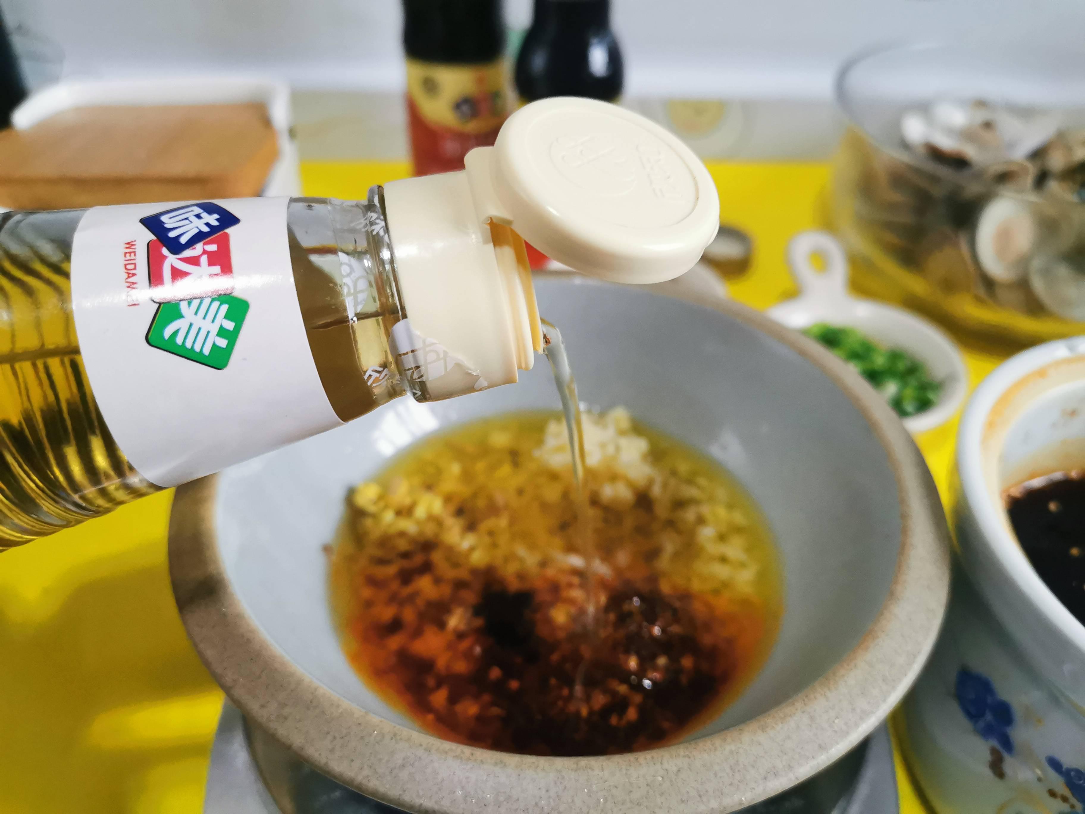 凉拌花蛤怎么炒