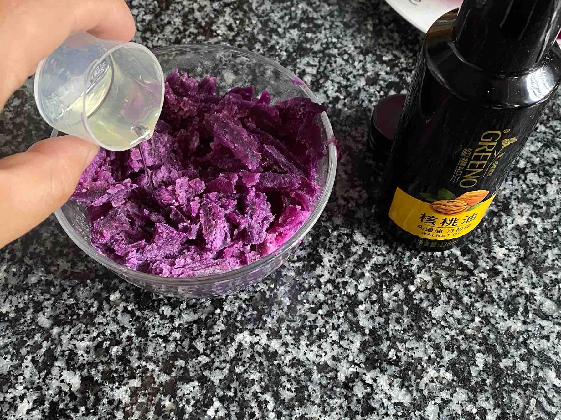 紫薯山药糕怎么煮
