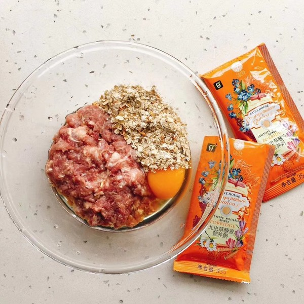 北虫草藜麦粥猪肉陷抄手(馄炖)的做法大全