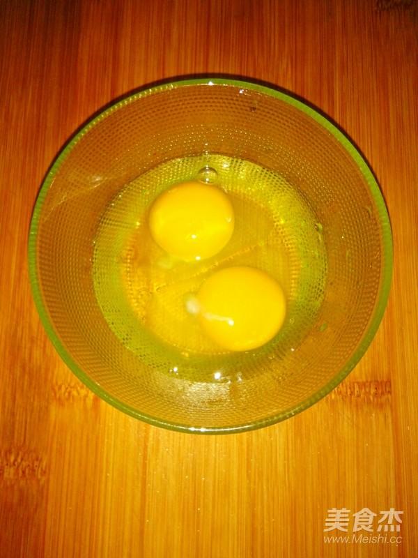 蛋香虾仁香菇的家常做法