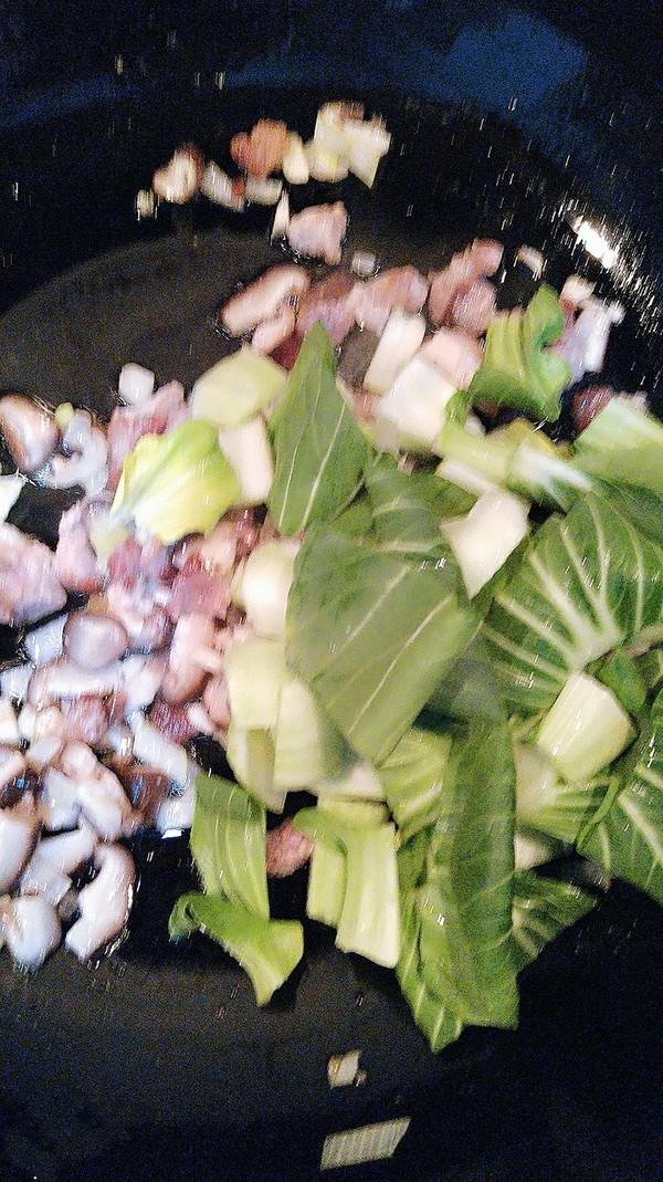 香菇肉丝鸡汤面怎样煮