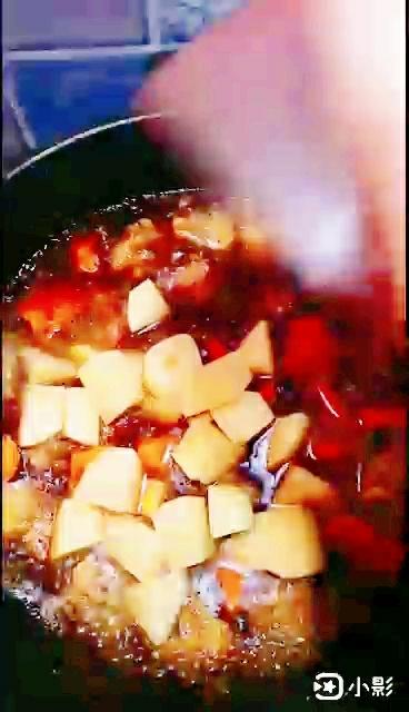 土豆烧鸡翅怎样做