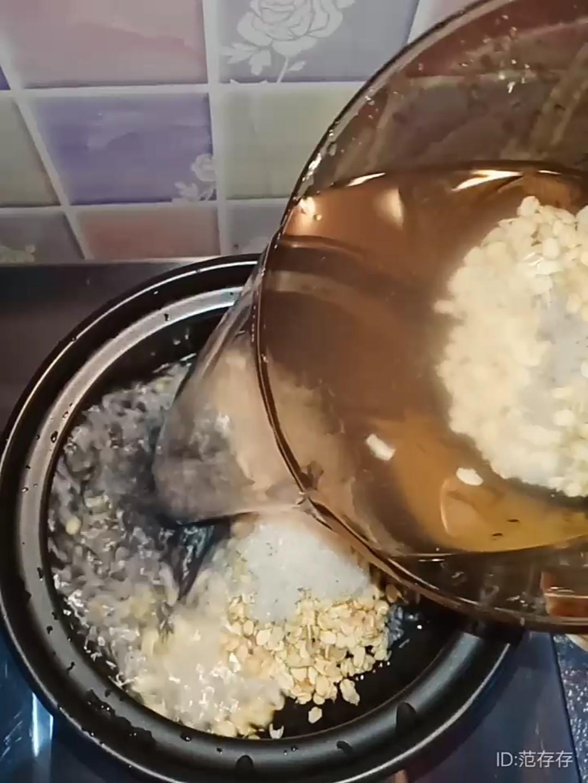 燕麦百合红枣粥的家常做法