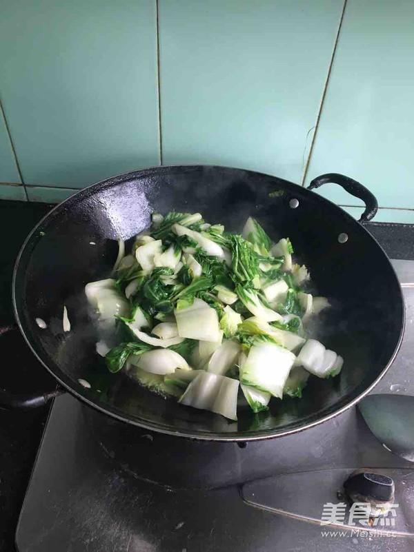 炒青菜的家常做法