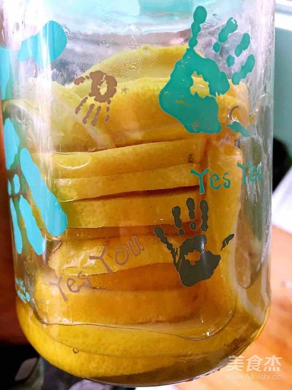 蜂蜜柠檬的简单做法