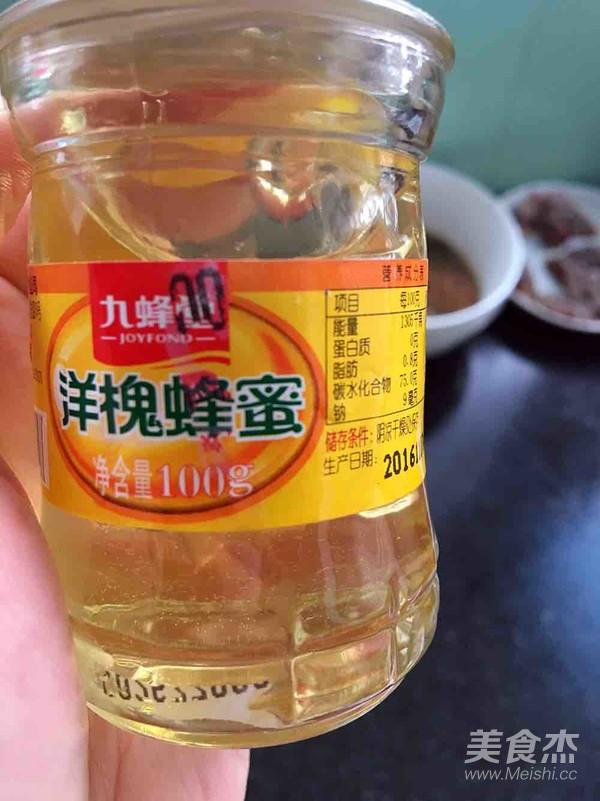 蜂蜜柠檬的家常做法