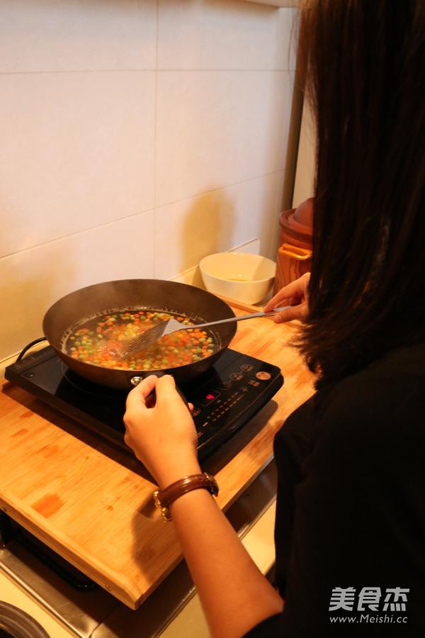 香米扬州炒饭的做法图解