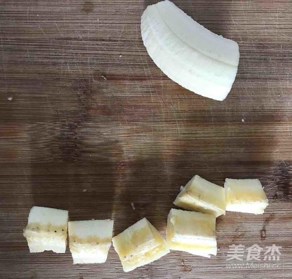 炸香蕉糖的家常做法