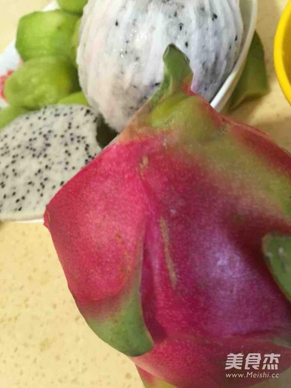 水果生日蛋糕的简单做法