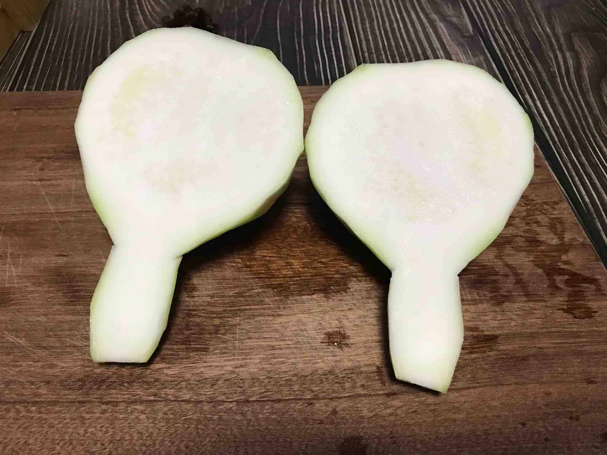 清炒蒲瓜 清热解暑的家常做法