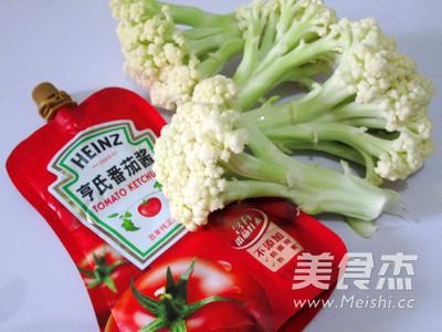 番茄有机菜花的做法大全