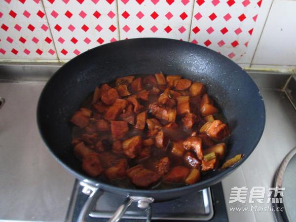 无油红烧肉怎样做
