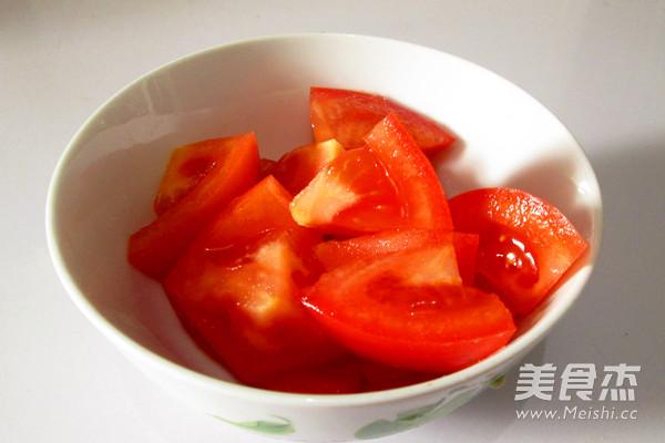 西红柿鸡蛋汤面的做法图解