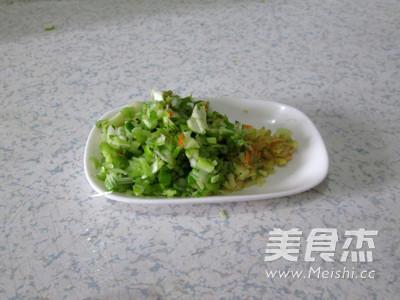 胡萝卜香菜饺子怎么吃