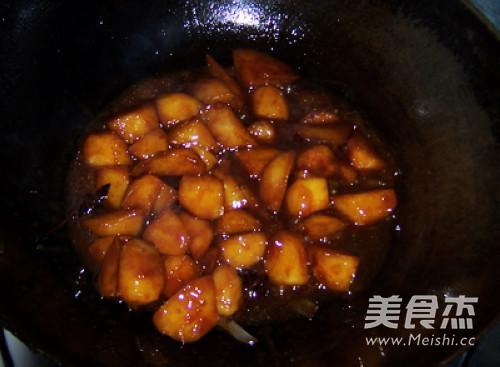 红烧土豆怎么煮