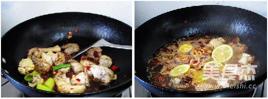 火锅鸡怎么吃