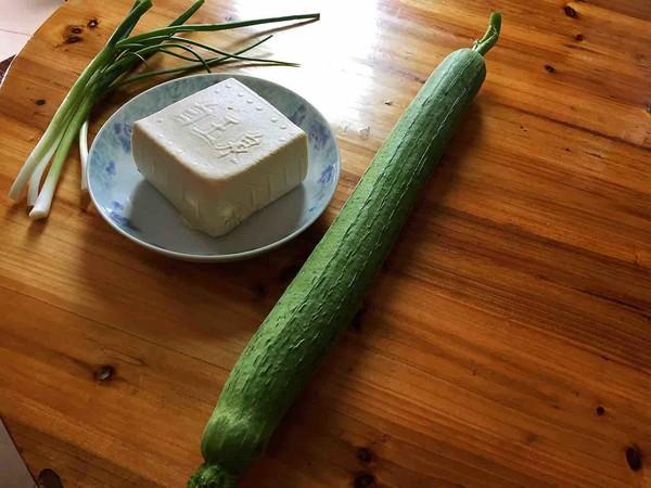 丝瓜烧豆腐的做法大全