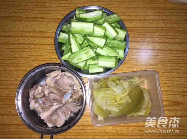 潮州咸菜苦瓜汤的做法大全