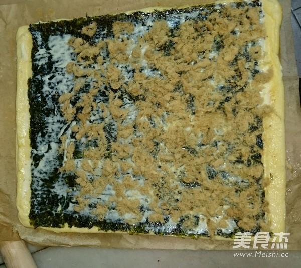 紫菜肉松蛋糕卷怎么煮