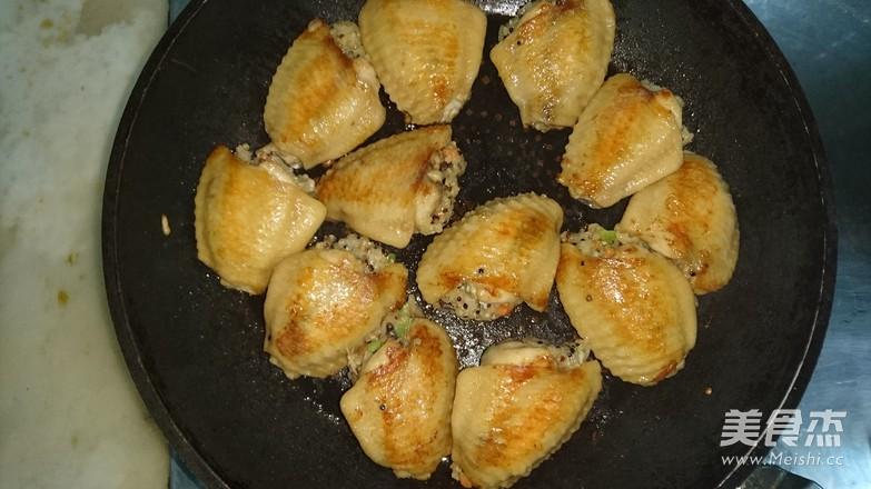 酿蜜汁鸡翅中怎么炒