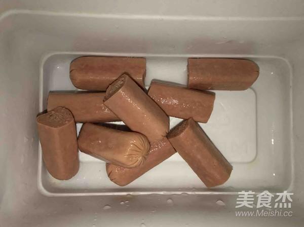 肉酱串肠意粉的做法大全