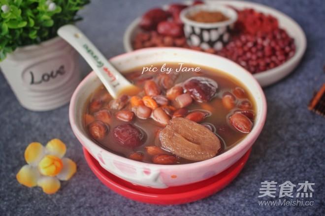 五红汤怎么吃