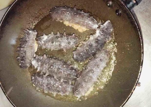 酿海参怎么吃