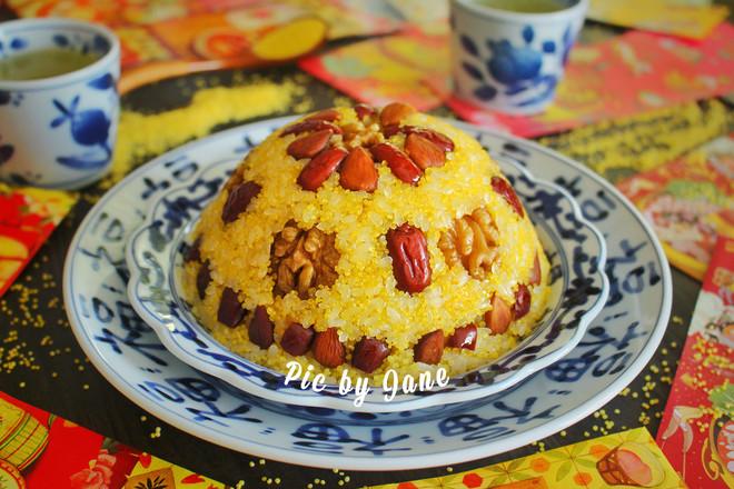 小米八宝饭怎么煮