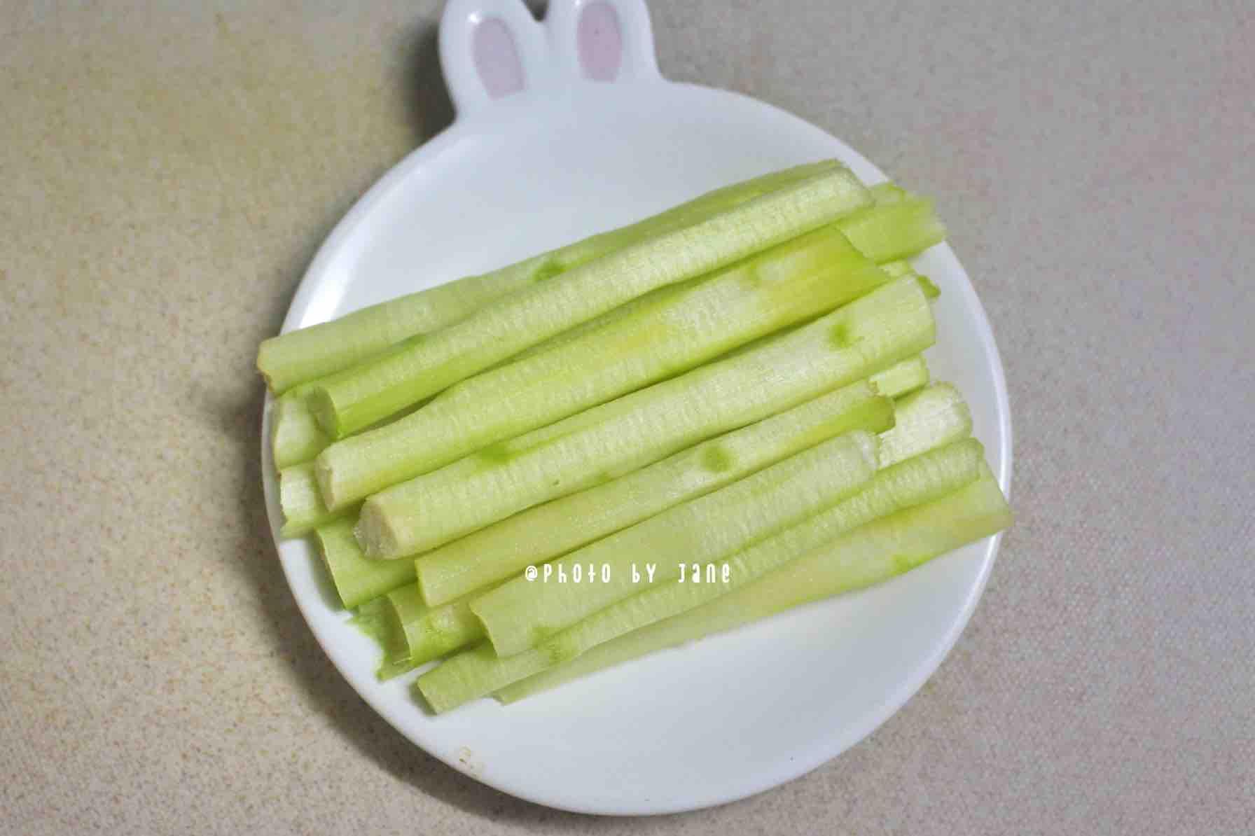三文鱼小米粥的家常做法