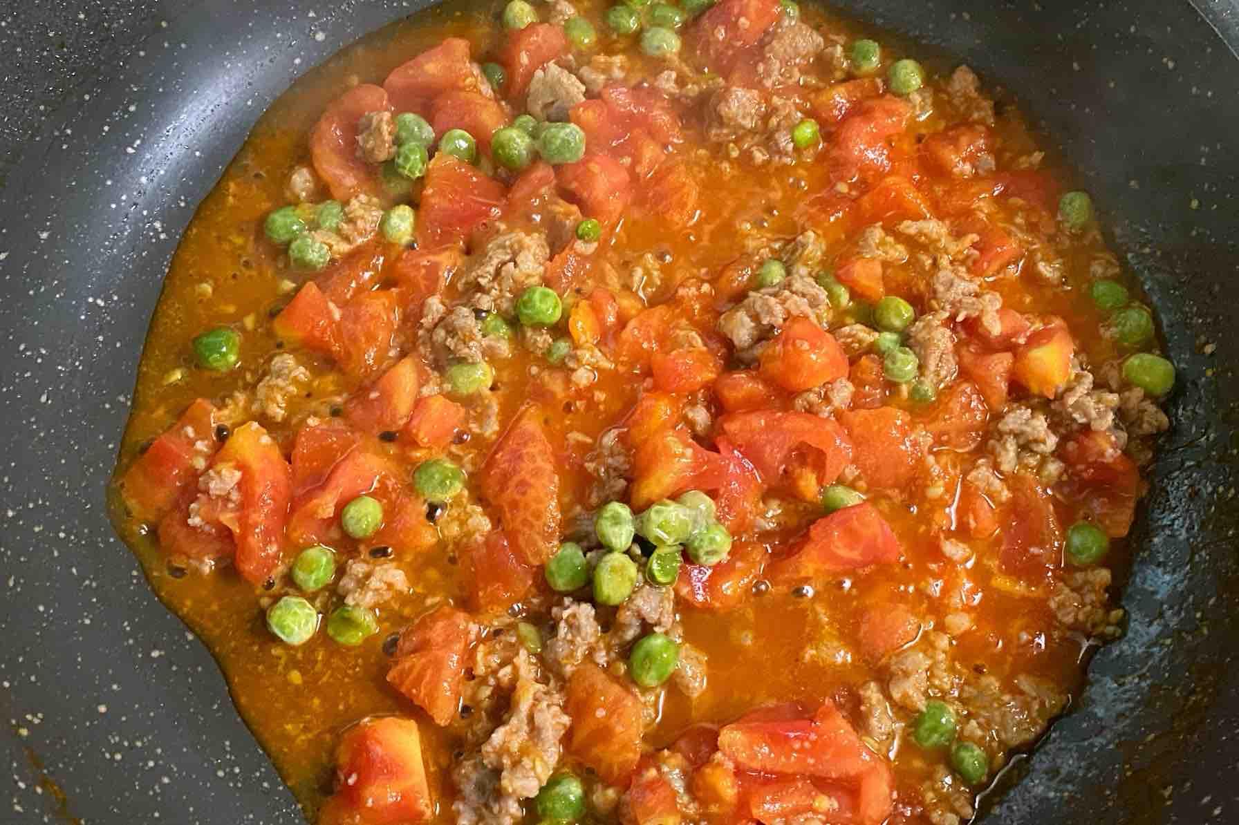千岛酱茄汁通心粉的简单做法
