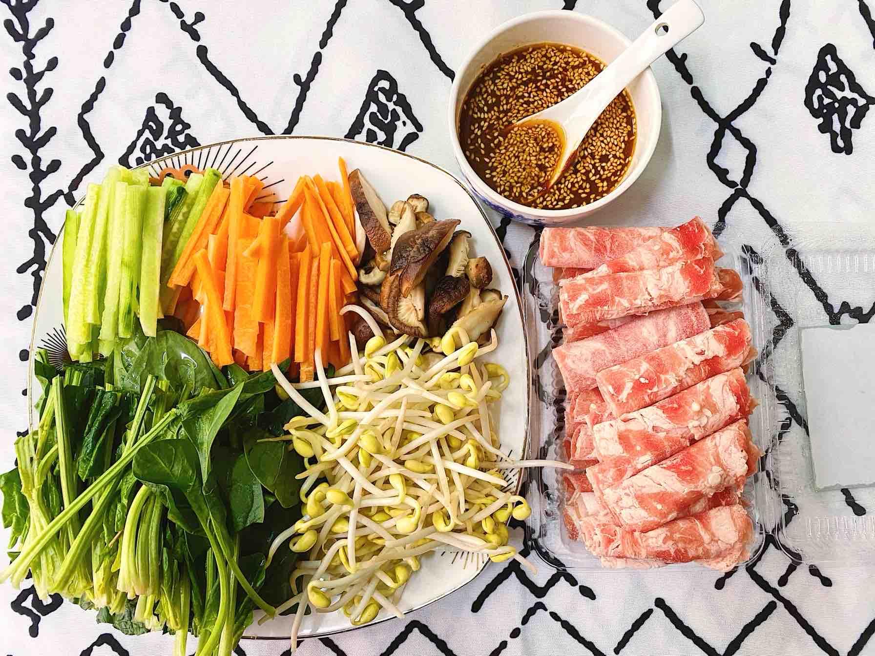 手残党必备|分分钟光盘的韩式肥牛饭的做法大全