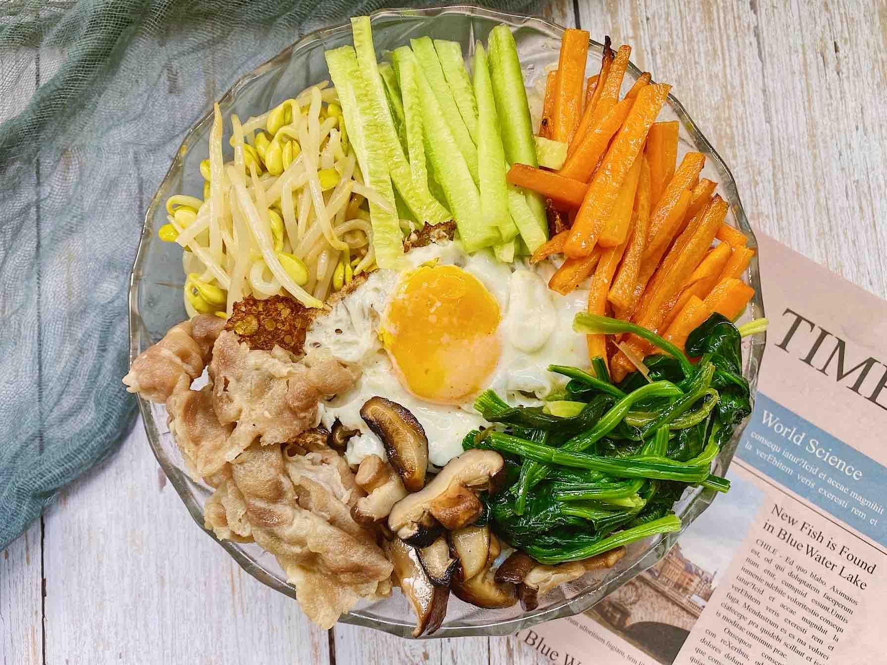 手残党必备|分分钟光盘的韩式肥牛饭怎么做