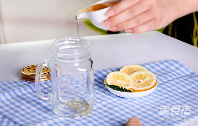 阳光满满的蜂蜜柠檬的做法图解