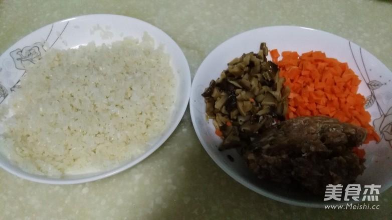 香菇糯米烧麦怎么做