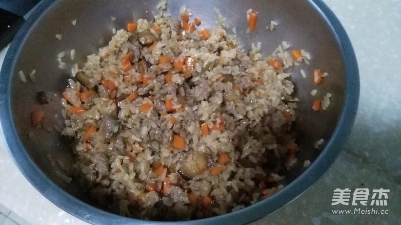香菇糯米烧麦怎样煸