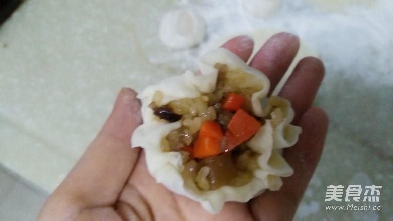 香菇糯米烧麦怎样炖